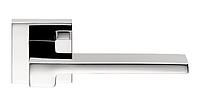 Дверная ручка Colombo Zelda в цвете хром
