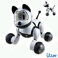 Собака робот для детей MG010 Dog Smart Robot Голосовое управлении. Свободный Режим