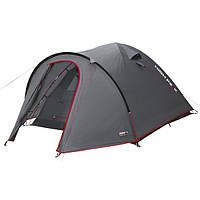 Палатка High Peak Nevada 3 (Dark Grey/Red)