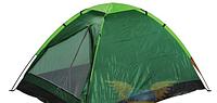 Палатка туристическая двухместная 2,0 х1,5 х1,1 м S636