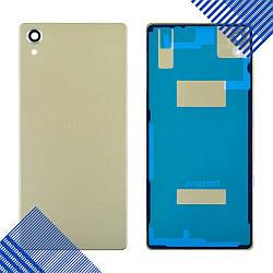 Задняя крышка для Sony F8131 Xperia X Performance/F8132, цвет lime-gold