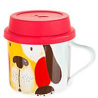 Чашка с крышкой Unicorn Studio 300 мл 003RA-B