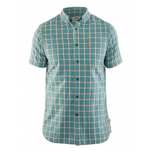 Рубашка Fjallraven Ovik Shirt SS M