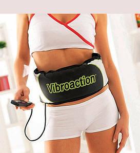 Антицеллюлитный пояс для похудения Vibroaction