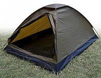 Палатка двухместная Mil-Tec Iglu Super olive 14208001