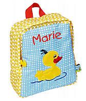 """Рюкзак для детского сада Spiegelburg """"Уточка Нелли"""""""