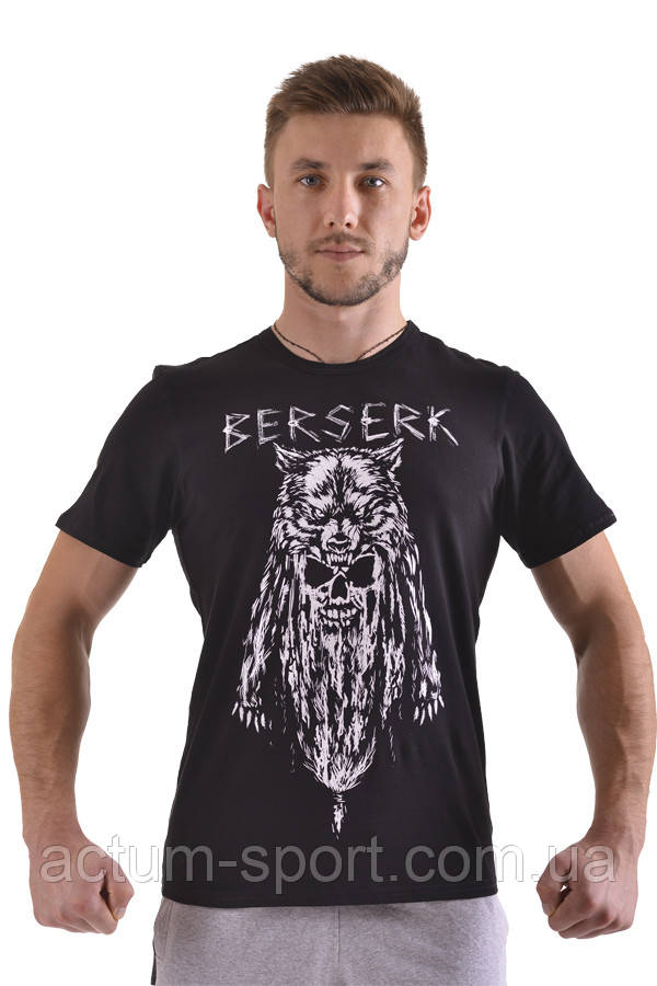 Футболка BERSERKER black XL