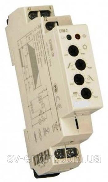 DIM-2 — регулятор света  с управляющими входами (димер)