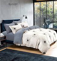 Полуторный комплект постельного белья с компаньоном R7305, фото 1
