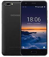 "Doogee X20L 5.0"" 4G Аndroid 7.0 MTK6580A 4 ядра  2 GB RAM 16 GB ROM 2850мАч 5.0MP Black, фото 1"