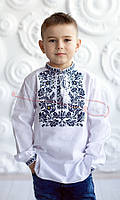 Вишита сорочка з сокальським узором на хлопчика