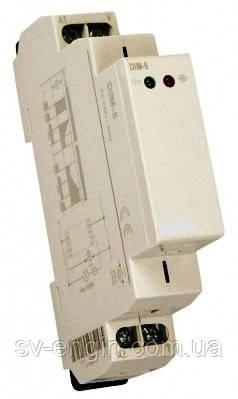 DIM-5 - управляемый регулятор света. Обзор моделей димеров.