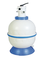 Фильтр серии GRANADA с верхним подключением, Kripsol(д. 500 мм)