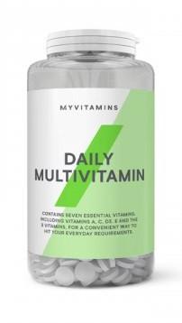 Витамины Myprotein - Daily Vitamins (60 таблеток)