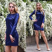 Платье из пайеток, фото 1