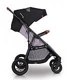 Прогулочная коляска EasyGo Quantum Air с дождевиком и чехлом на ножки, фото 8