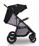 Прогулочная коляска EasyGo Quantum Air с дождевиком и чехлом на ножки, фото 9