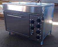Плита четырехконфорочная с духовкой ЭПК-4ШБ эталон , фото 1