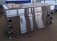 Плита шестиконфорочная с духовкой ЭПК-6ШБ эталон, фото 1