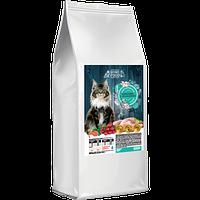 Home Food (Хоум Фуд) корм для стерилизованных кошек с кроликом, 10 кг