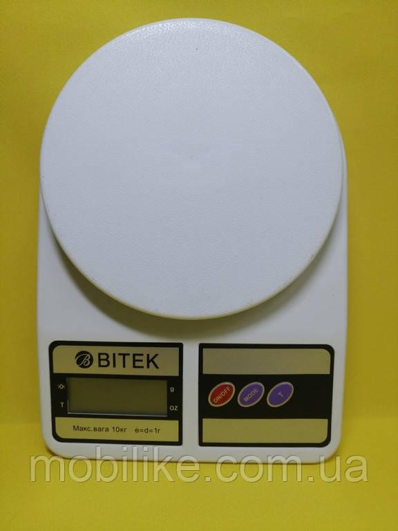 Кухонные весы Bitek SF-400 10 kg