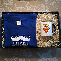 Корпоративные подарки  в коробке