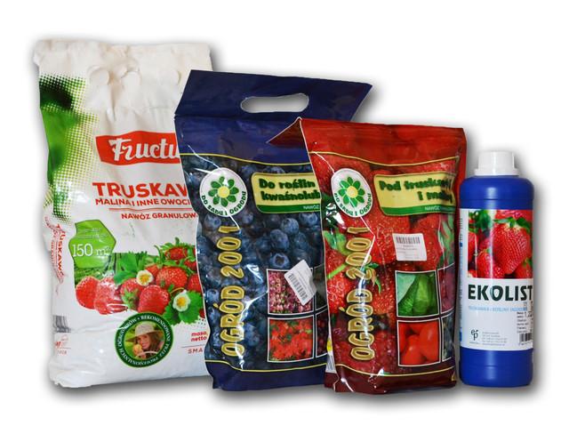 Удобрение для плодово-ягодных растений