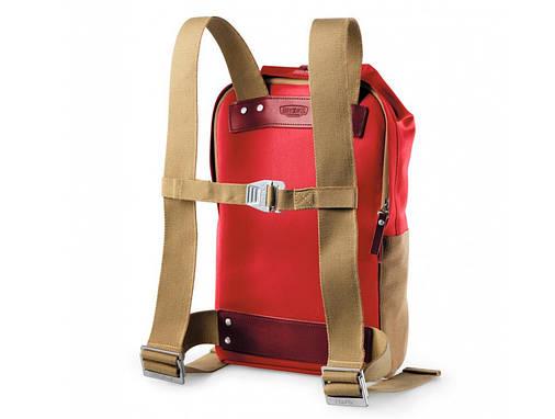 Рюкзак BROOKS DALSTON Knapsack Utility Medium Red, фото 2
