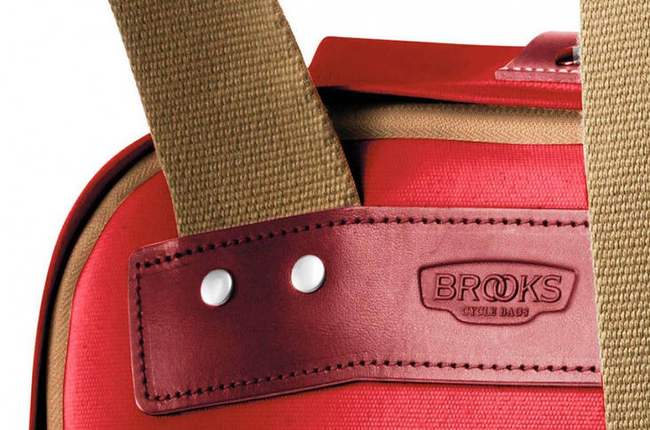 Рюкзак BROOKS DALSTON Knapsack Utility Medium Red, фото 3
