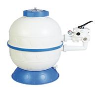Фильтр серии GRANADA с боковым подключением, Kripsol(д. 400 мм)