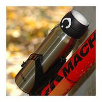Термос Thermos для велосипедистов оригинал нержавейка 0,75л JNL 752 One Push Tumbler (130060), фото 3