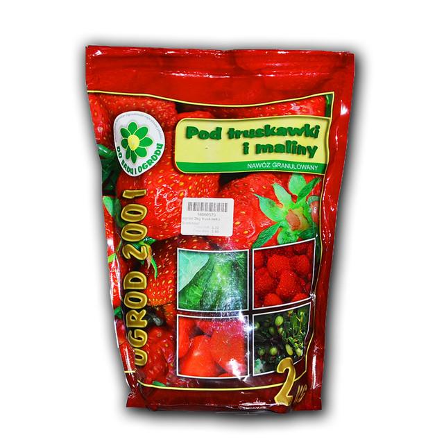 удобрение для плодово-ягодных растений, удобрение для клубники