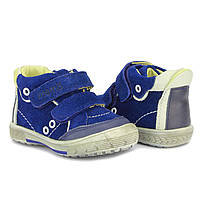 Детские ортопедические ботинки Memo Nodi 1DA Синие