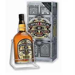 Віскі Chivas Regal 12 y.o. (Чівас Ріґал 12 років) 40%, 4,5 літра
