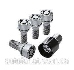 Оригинальные секретки на колеса Mercedes-Benz Wheel locks (B66470155)