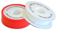 Фум лента Technics для водопровода 12 х 0.075 мм х 10 м (10-701)