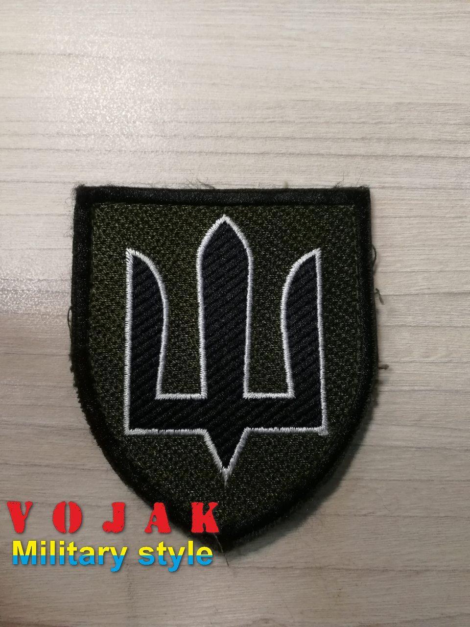 "Шеврон ""Генеральний штаб ЗСУ"""