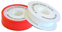 Фум лента Technics для водопровода 19 х 0.2 мм х 15 м (10-702)