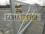 Відкатні ворота ВО_Рубеж-60.20, фото 3