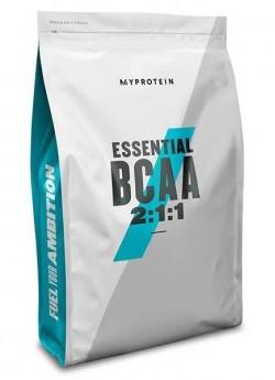 Аминокислоты BCAA Myprotein - BCAA 2:1:1 (1000 грамм) cola/кола
