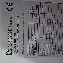 Форматно-раскроечный станок GRIGGIO C 45 COMPACT Италия | Форматнораскроечные станки |Форматка, фото 3
