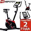 Кардіо-тренажер Hop-Sport HS-2070 Onyx red,Новий,6,Вага маховика 7 кг, Швидкість, 41, BA100, 21, Домашнє, 24