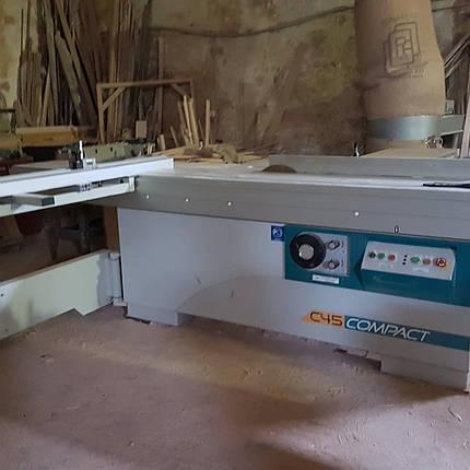 Форматно-раскроечный станок GRIGGIO C 45 COMPACT Италия | Форматнораскроечные станки |Форматка, фото 2