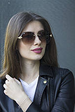 Солнцезащитные женские очки 9003-2, фото 3