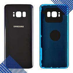 Задняя крышка для Samsung N950F Galaxy Note 8 (2017), цвет синий