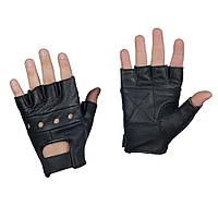 Перчатки беспалые милтек Biker, фото 1
