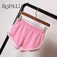 Трикотажные женские шорты  001В/01  , фото 1