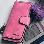 Кошелек женский Baellerry Forever N2345 MALINA, большой, цвет розовый, фото 5