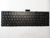 Клавиатура для ноутбуков HP ProBook 250 G6, 255 G6, черная без рамки с подсветкой UA/RU/US