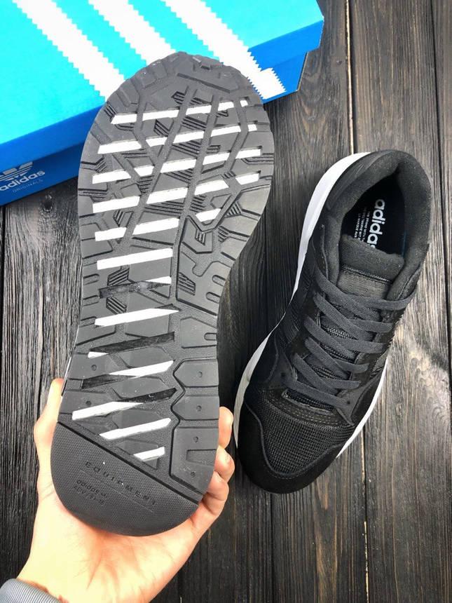 Кроссовки Adidas EQT SUPPORT 91/18 Черные, фото 2